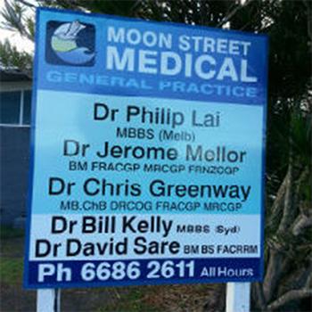 Moon St Medical